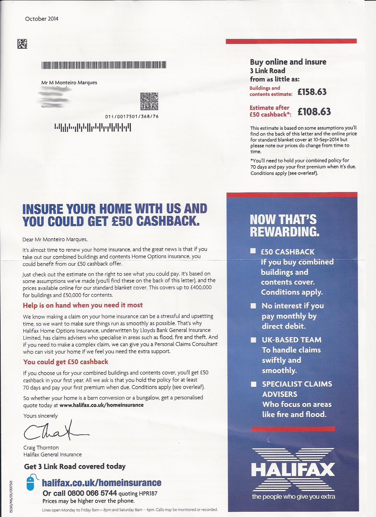 Cheap House Contents Insurance