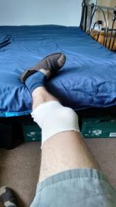 stupid knee